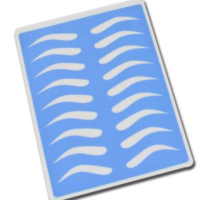 Peau en silicone pour entrainement microblading