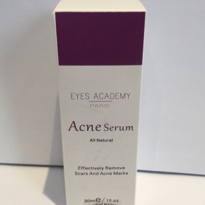 sérum acné naturel
