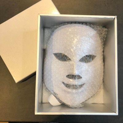 Masque LED pour luminothérapie